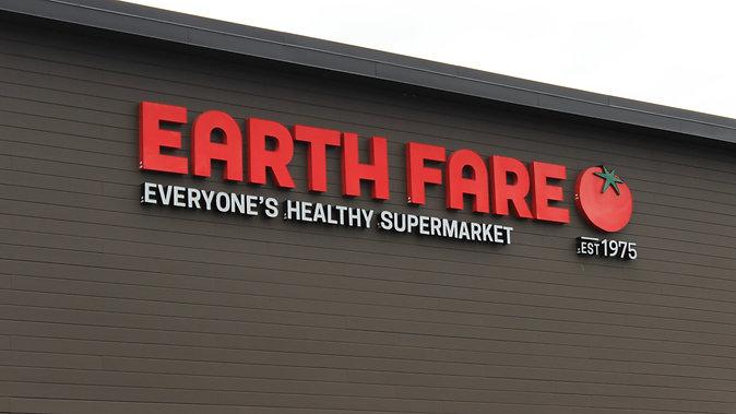 Earth Fare Closes its Doors
