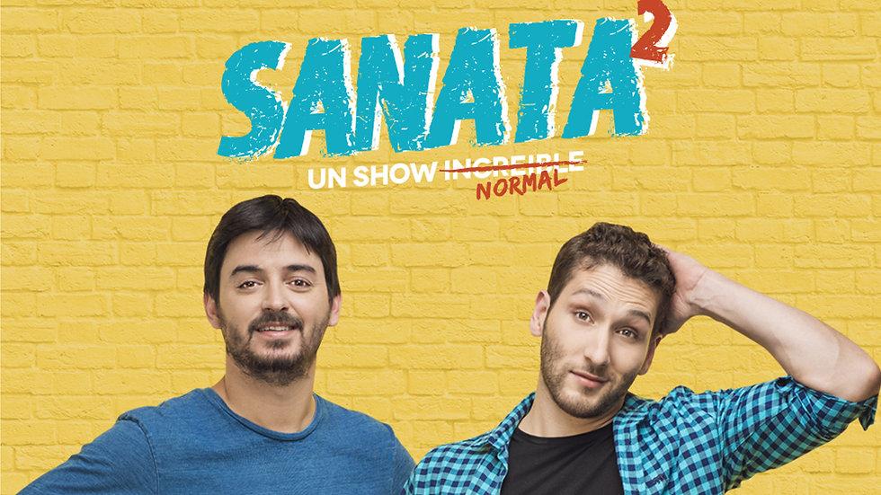 "Sanata 2 - Un show ""normal"""