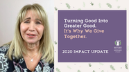 Impact Update Message