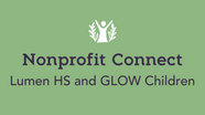 Nonprofit Connect - Lumen HS and GLOW Children