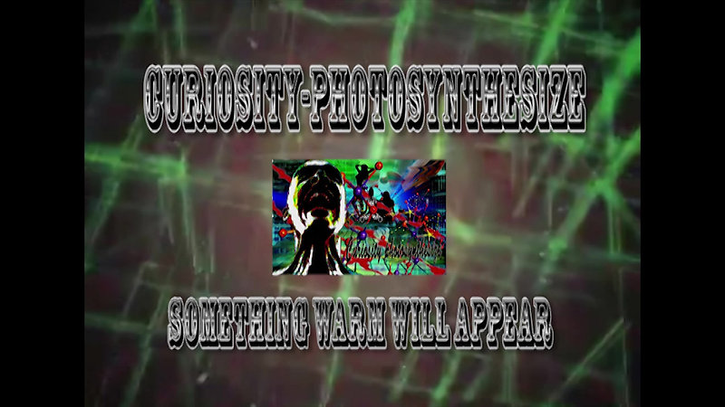 Curiosity-photosynthesize