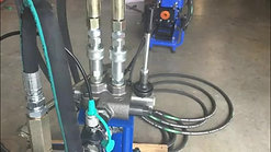 Gowin Cable Blowing Machine Configuration