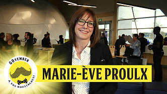 Govember - Présentation Marie-Eve