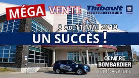 Publicité Thibault GM, un succès!
