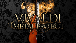 Drummer Mike Terrana records on Beethoven's 5th Symphony for Vivaldi Metal Project's new album