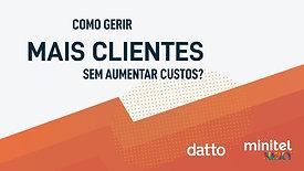 Datto RMM  |  Gestão de mais clientes, com menos custos