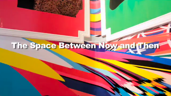 OMR  The Space Between Now and Then