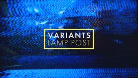VARIANTS - LAMP POST