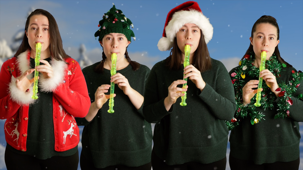 Carol of the Recorders