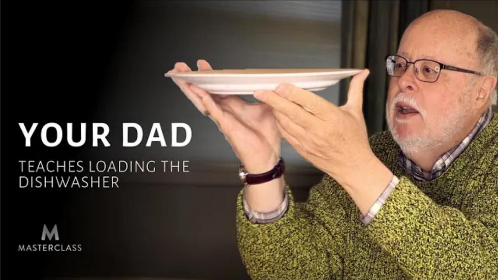 Comedy Video: Masterclass Parody Trailer