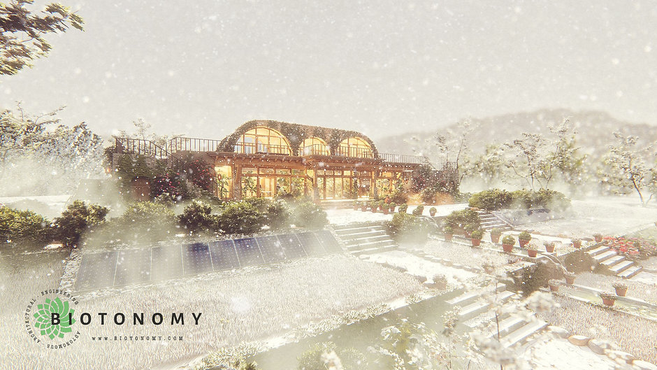 Biotonomy Homes - Winter