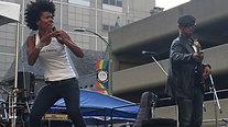 Oakland Pride 2016 Soul Rock ending