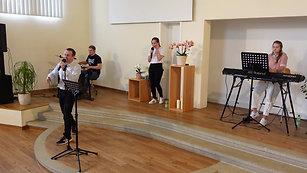 Gebetskonferenz 3-5