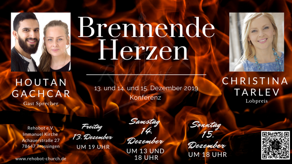 Konferenz Brennende Herzen 2019