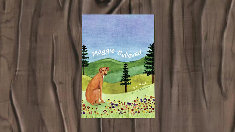 Maggie Believed Author Visit
