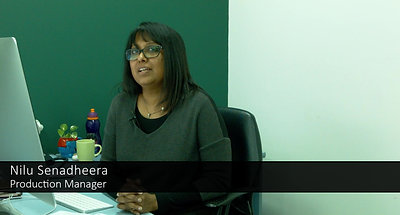 Nilu Senadheera - Production Manager