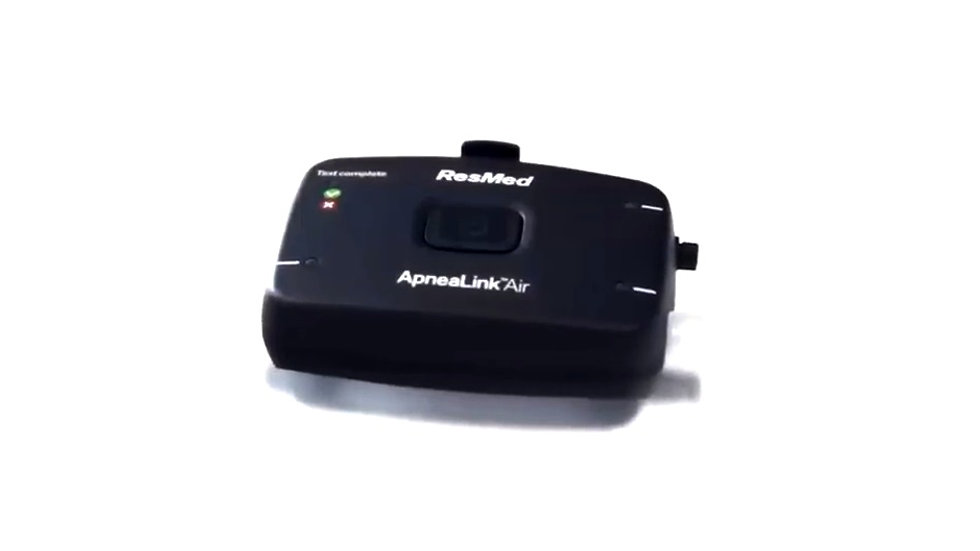ApneaLink Air Instructional Video