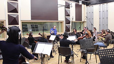 Climate Change : Behind The Scenes of the Scoring Session (2018)