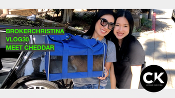 NEWEST ADDITION TO THE FAMILY   BROKERCHRISTINA VLOG30