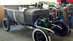Ford 1929 4 Door