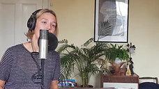 Megan Shandley - BURN from the musical 'Hamilton' - Megan Shandley