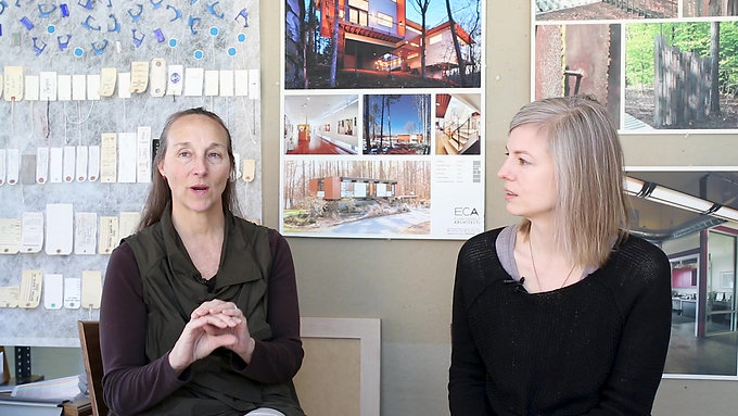 Ellen Cassilly and Meredith Pittman - Ellen Cassilly Architect