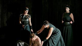 Kleopatra teaser, Den Jyske Opera / Danish National Opera