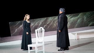 Duett Senta - Holländer - Tanja Christine Kuhn - Grabenkamera