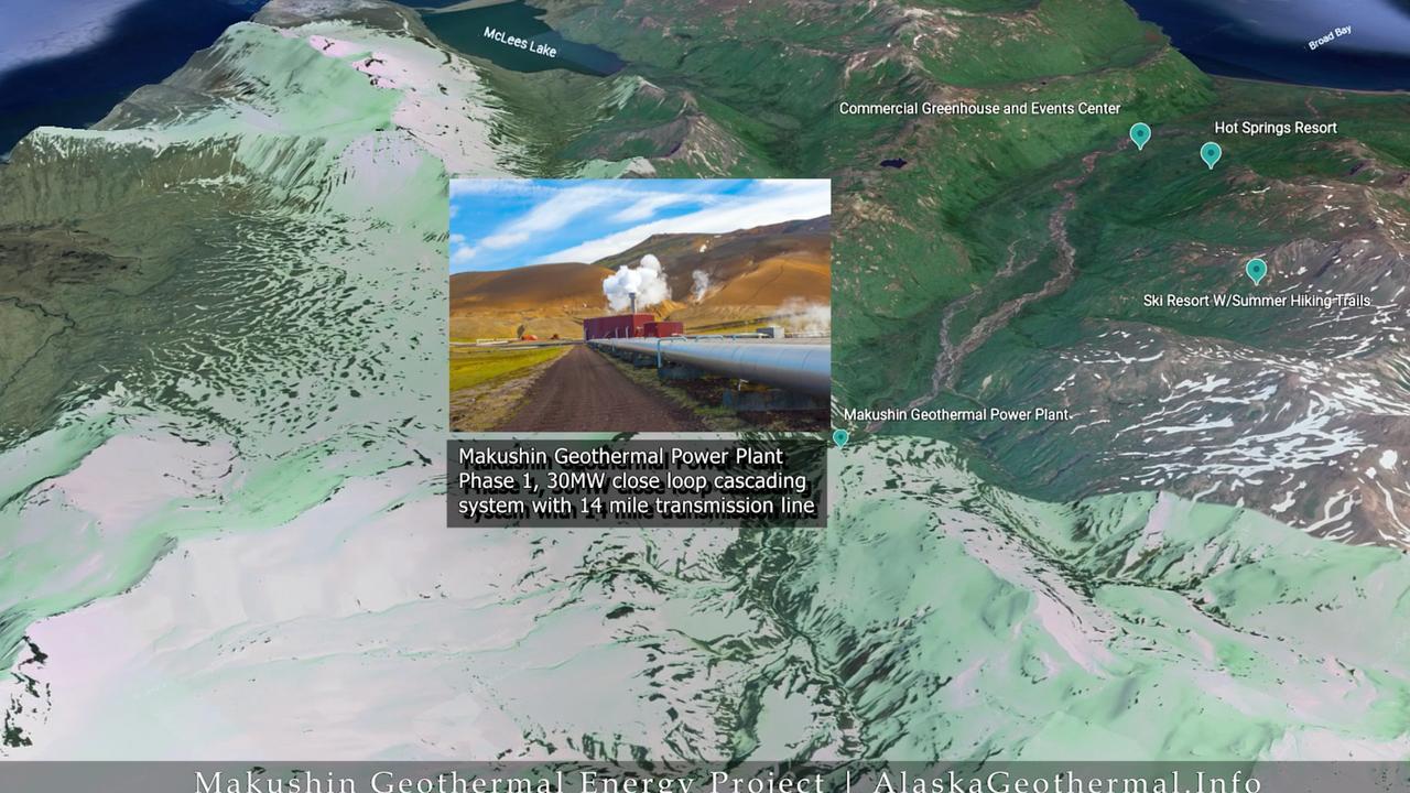 Makushin Possible - Unalaska