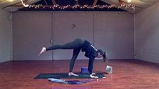 Power Vinyasa with Rachel: Handstand Prep; week 2?