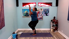 Power Vinyasa and Guided Meditation with DeShauna: Release