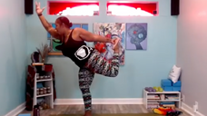 All Levels Power Vinyasa with DeShauna: Third Eye Chakra - Balancing