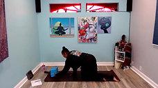 Power Vinyasa and Guided Meditation with DeShauna: Focus
