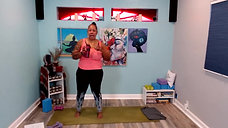 Sculpt with DeShauna: Core, Glutes, and Legs