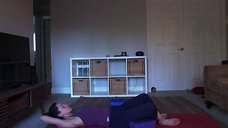 Wind Down Yoga with Jessie: Upper Body Opening