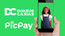 PROPAGANDA PICPAY + Prefeitura de Duque de Caxias
