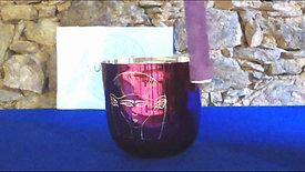 Taça HATHOR / Crystal Bowl HATHOR