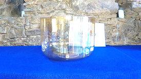 Taça SoundGalaxies Presence Ré# (79.5Hz) / Crystal Singing Bowl SoundGalaxies Presence D# (79.5Hz)