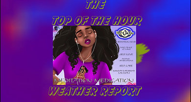 THE TOP OF THE HOUR WEATHER REPORT