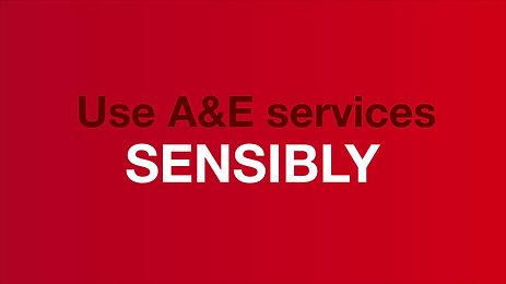 A&E Bookend