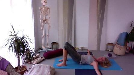 MotherTime Postnatal Yoga 30 minutes
