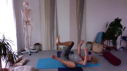 MotherTime Postnatal Yoga 1 hour