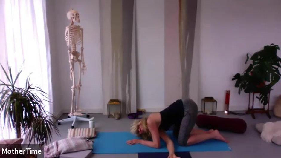 MotherTime Pregnancy Yoga extra class