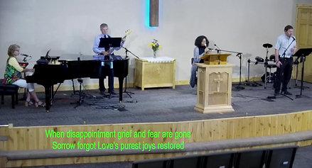 Worship Live Stream 082921