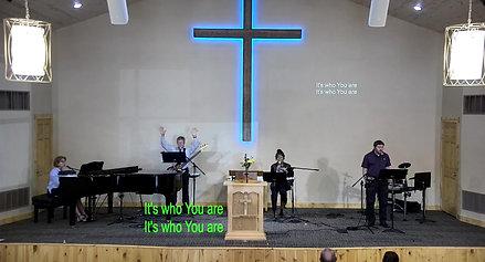 Worship Live Stream 091221