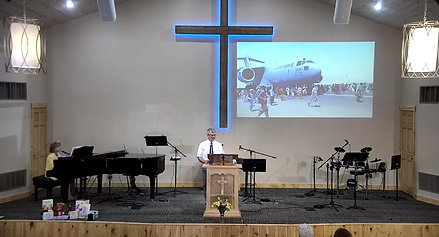 Worship Live Stream 082221