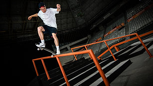 World Roller Games 2019 - skateboarding