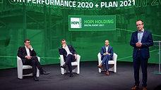 Online konference HOPI holding