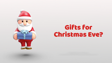 Gifts for Holidays