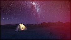 Camping - It's a beautiful life